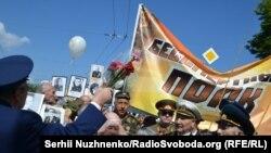 учасники минулорічної акції «Безсмертний полк» у Києві 9 травня