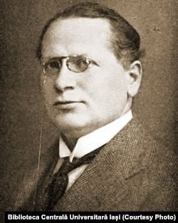 Maxim Litvinov, Comisar pentru Afaceri Externe al URSS (Sursă: Biblioteca Centrală Universitară Iași)