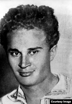 Поэт Павел Васильев. Расстрелян в Лефортовской тюрьме в 1937 году