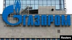 """""""Газпром"""" компаниясының Мәскеудегі кеңсесі. (Көрнекі сурет)"""