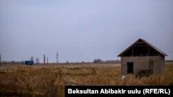 Чүйдөгү Военно-Антоновка айыл өкмөтүнө караштуу жаңы конуш.