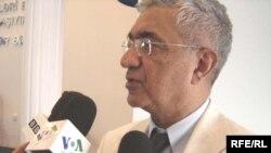 Xarici İşlər Nazirinin müavini, Diplomatik Akademiyanın rektoru Hafiz Paşayev