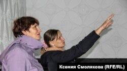 Валентина Котенева и Елена Новоселова
