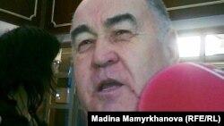 Қазақстан парламенті мәжілісінің депутаты Владислав Косарев. 27 қаңтар 2012 жыл.