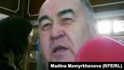 Депутат мажилиса Владислав Косарев.