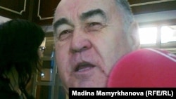 Лидер провластной Коммунистической народной партии Казахстана Владислав Косарев.