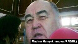 Депутат мажилиса Владислав Косарев. Астана, 27 января 2012 года.