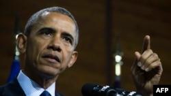 ABŞ-nyň prezidenti Barak Obama, Hanower, 25-nji aprel, 2016