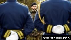 Pripadnik Kosovskih bezbednosnih snaga, Priština