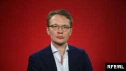 Кирило Мартинов, редактор відділу політики російського видання «Новая газета»