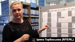 Светлана Мищенко, заместитель директора мариупольского центра занятости