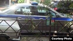 8 марта в интернете была выложена информация о том, как накануне милиция пыталась по приказу министра остановить машину Героя Абхазии, как по ней был открыт огонь.
