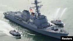 Эсминец USS Mason