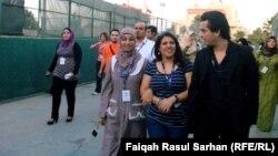 جانب من نشاطات الملتقى الشباب العربي التاسع في عمّان