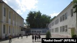 В одной из столичных школ