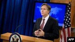 Anthony Blinken, diplomat, fost adjunct al secretarului de stat în ultimul mandat al lui Barack Obama și consilier al lui Joe Biden