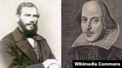 Lev Tolstoy və Uilyam Şekspir