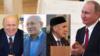 Валерий Шанцев, Рустэм Хамитов, Рустам Минниханов, Владимир Путин