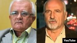 Dusan Janjić i Beljulj Bećaj