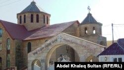 كنيسة الأرمن في دهوك