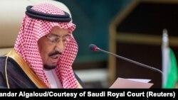 Саудия Арабистони подшоҳи Салмон бин Абдулазиз Ал-Сауд