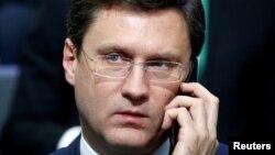 Russiýanyň energetika ministri Aleksandr Nowak