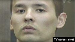 Узбекистанец, осужденный в России за связи с ИГИЛ. Скриншот с сайта Первого канала.