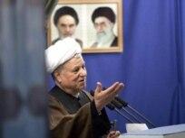رفسنجانی به نقش رژیم آخوندی در جنگ و خونریزی غزه اعتراف كرد