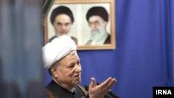 آقای هاشمی گفته است که در صورت حمایتهای مالی، سیاسی و تسلیحاتی کشورهای اسلامی از حماس، مردم غزه میتوانند از حق خود دفاع کنند. (عکس: ایرنا)