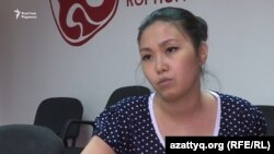 Специалист организации по поведенческому анализу Айнур Нурова.