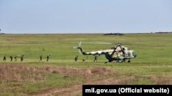 Транспортний гелікоптер Мі-8
