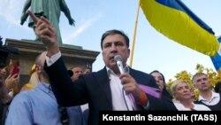Михаил Саакашвили накануне выборов в Верховную Раду Украины, 21 июля, 2019