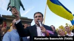 Михаил Саакашвили (архивная фотография)