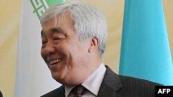 Министр иностранных дел Казахстана Ерлан Идрисов.