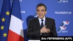 Франсуа Фийон, бывший премьер-министр Франции.