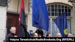 Вшанування Миколи Лемика, Львів, 24 жовтня 2011 року