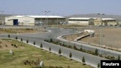 Իրան - Ուրանի հարստացման գործարանը Նաթանզում, արխիվ