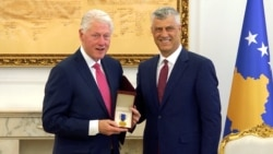Bill Clinton 'Proud' Of Role In Kosovo As Country Marks 20th Anniversary Of War's End