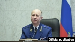 Татарстан прокуроры Илдус Нәфыйков