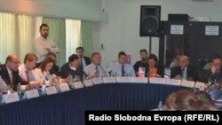 Конференција во Охрид - Антикорупција: Најдобри практики во борбата против јавната корупција.