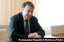 Deputatul Igor Munteanu (PAS-ACUM)