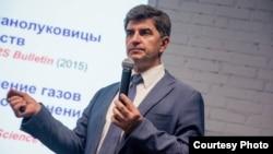 Професор Юрій Гогоці в рамках науково-популярної конференції та експозиції винаходів Brain & Ukraine прочитав лекцію
