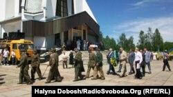 Меморіальні заходи у «Дем'яновому Лазі», Івано-Франківськ, 19 травня 2013 року