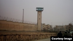 A general view of Rejai Shahr prison, where some political prisoners are kept. File photo