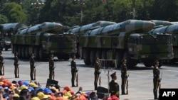Хитойнинг Халқ Озодлик армияси 2,3 миллионлик қўшини билан дунёда энг йирик армия ҳисобланади.