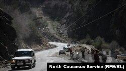 Транскавказская магистраль, архивное фото