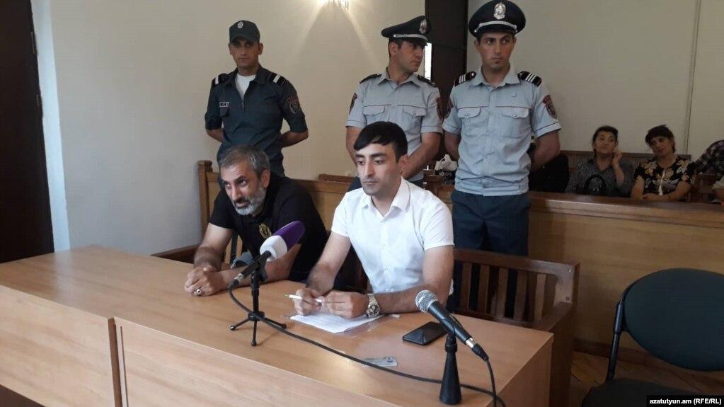 Арарат Хандоян освобожден условно-досрочно