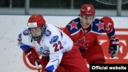 Орусиянын хоккей боюнча өспүрүмдөр командасы