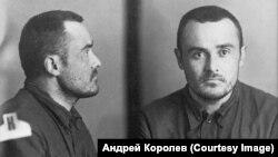 Сергей Королев в Бутырской тюрьме после возвращения с Колымы, февраль 1940 года. Из семейного архива.