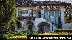 Спадщина кримських ханів: палац у Бахчисараї
